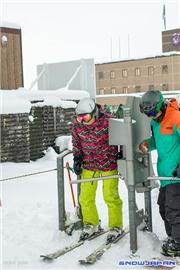 Opening Day 2013, uploaded by Mike Pow  [Niseko Mountain Resort Grand Hirafu, Kutchan Town, Hokkaido]